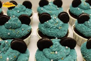 Cupcakes Mickey oreo