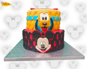 Mickey pluto 2