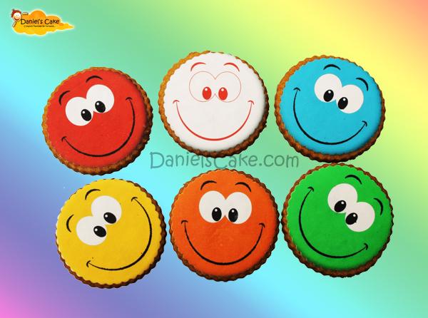 Bob Esponja Sonriente: Daniel's Cake