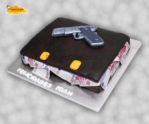 Maletín Pistola