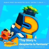 Toy Story 4, despierta la fantasía!
