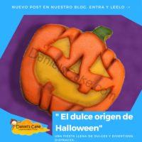 El dulce origen de Halloween