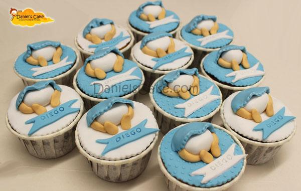 pasteles para bebés culo gordo