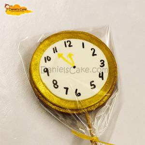 Galleta Reloj