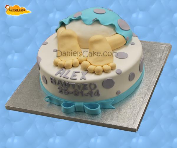 pasteles para bebés culos de vedettes