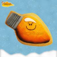 Bombilla amarilla