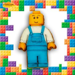 Galleta Figura lego