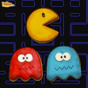 Galletas Pacman