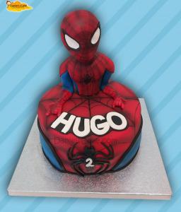 Spiderman torso