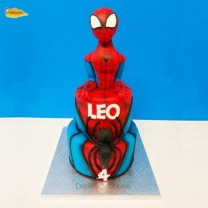 Spiderman Torso 2