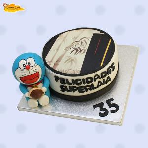 Doraemon bambu