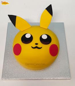 Pikachu face