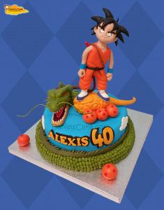 Goku Dragon