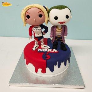 Jocker y Harley Quinn