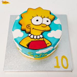 Lisa Simpsons 2d