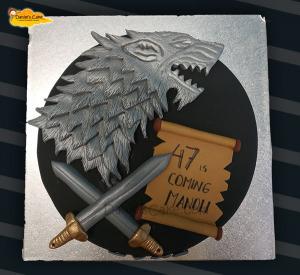 Lobo Juego de Tronos