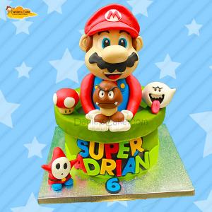 Mario bros tuberia2