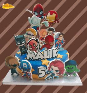 Mavel Superheroes