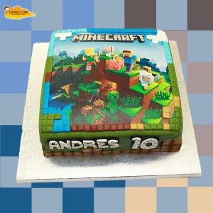 Minecraft foto
