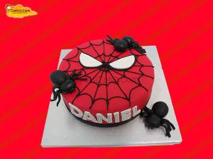 Spiderman araña