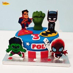 Superheroes foto