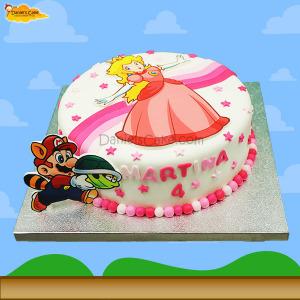 Super Mario Peach