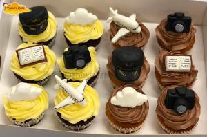 Cupcakes piloto hobbies