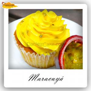 Cupcakes Maracuya
