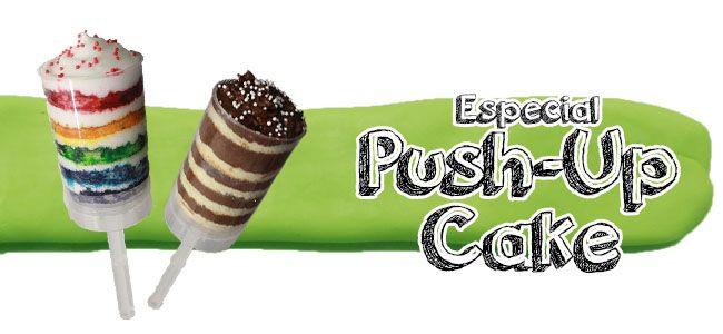 Push-Up Cake