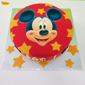 Mickey foto cara