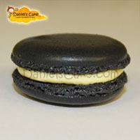 Macarons negro