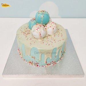 Drip cake ice