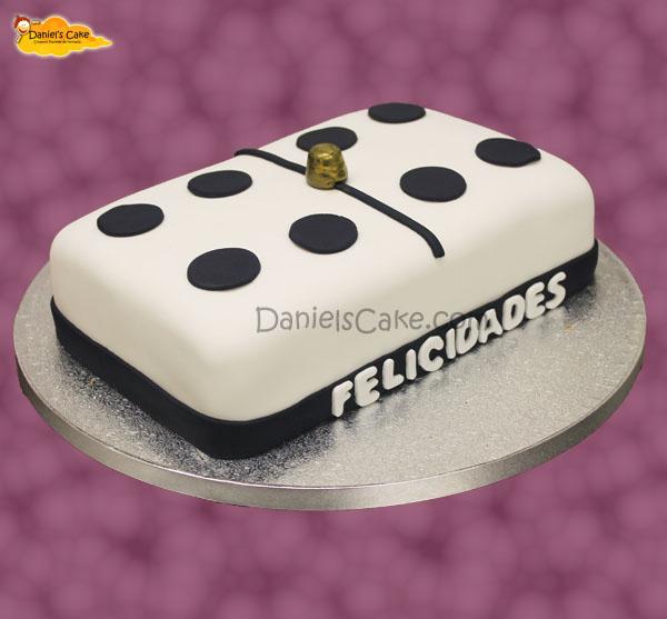 Domino Daniels Cake