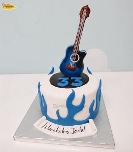Guitarra eléctrica figura