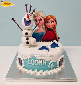 Frozen Anna Elsa y Anna