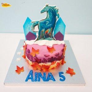 Frozen caballo