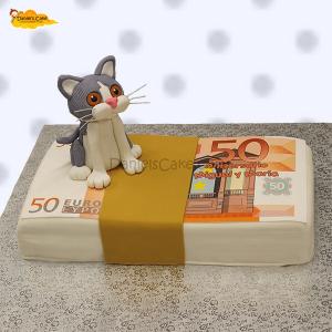 Gato billete