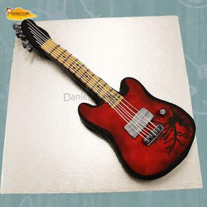 Guitarra arbol