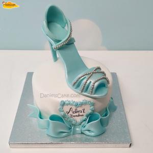 Zapato perlas