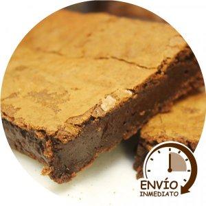 Brownie negro 20 x 8cm
