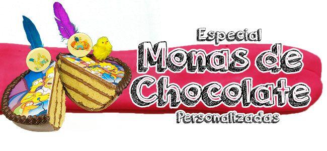 Especial Monas de Chocolate