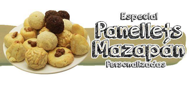 Especial Panallets / Mazapán