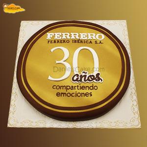Ferrero 30 aniversario