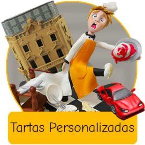 Pasteles personalizados barcelona
