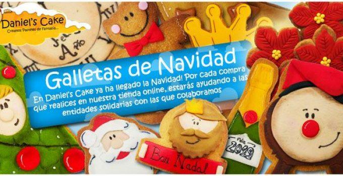 Galletas de Navidad Barcelona